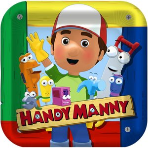 Image for 'The Cast of Handy Manny'