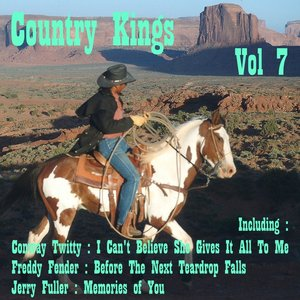 Image for 'Country Kings, Volume Seven'