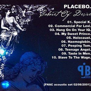 Bild för 'Live @ FNAC, Acoustic (02.06.2001)'