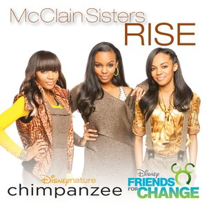 """Image for 'Rise (feat. McClain Sisters) [From Disneynature: """"Chimpanzee""""] - Single'"""