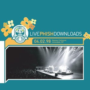 Image for 'LivePhish 04/02/98'