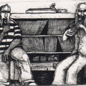 Imagen de 'MF Doom Meets Clutchy Hopkins'