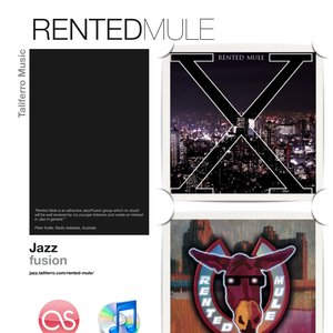 Image for 'Rented Mule'