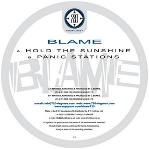 Bild für 'Hold The Sunshine / Panic Stations'