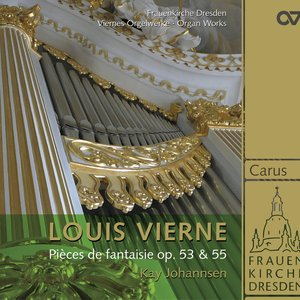 Immagine per 'Vierne: Pieces de fantaisie, Vol. 2'