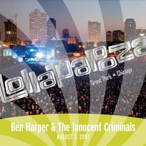 Image for 'Live at Lollapalooza 2007: Ben Harper & The Innocent Criminals'