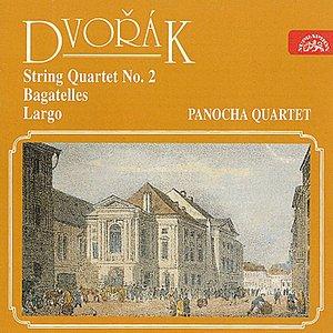 Image for 'Dvořák: String Quartet No. 2, Bagatelles, Largo'