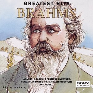 Image for 'Brahms: Greatest Hits'