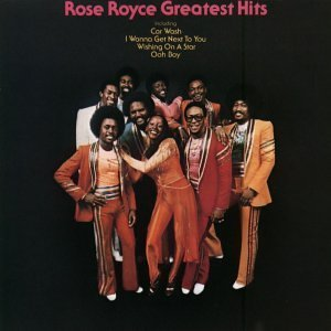 Image for 'Rose Royce Greatest Hits'