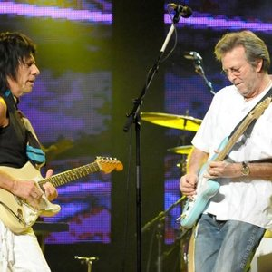 Image for 'Jeff Beck & Eric Clapton'