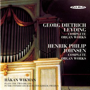 Image for 'Leyding: Complete Organ Works - Johnsen: Complete Organ Works'