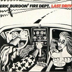Image for 'Eric Burdon's Fire Department'