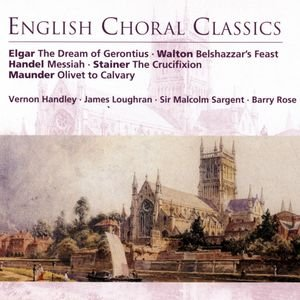 Image for 'English Choral Classics'
