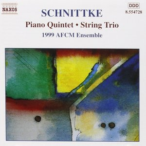 Image for 'SCHNITTKE: Piano Quintet / String Trio / Stille Musik'
