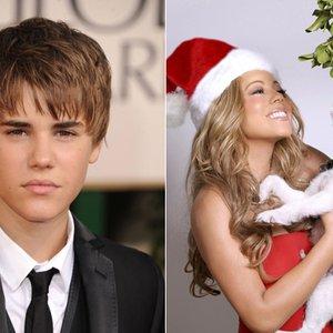 Immagine per 'Justin Bieber & Mariah Carey'