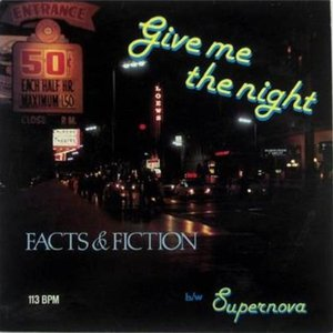 Image for 'Give Me the Night'