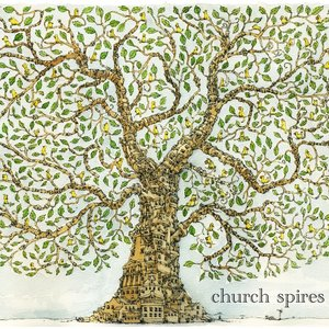 Image for 'Church Spires'