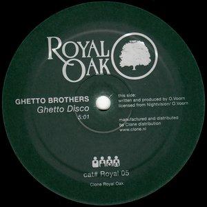 Image for 'Ghetto Disco / Ghetto Blues'