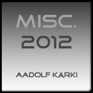 Image for 'Miscellaneous 2012'