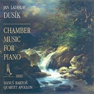 Bild för 'Chamber Music for Piano'