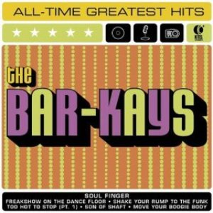 Image for 'The Bar-Kays All Time Greatest'
