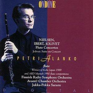 Image for 'Nielsen, Ibert, Jolivet: Flute Concertos'