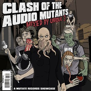 Image for 'Clash of the Audio Mutants'