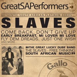 Image for 'Great South African Performers - Slaves'