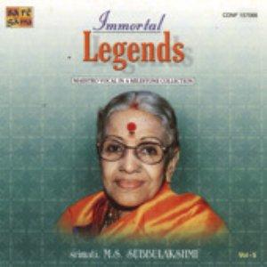 Image for 'Immortal Legends -M.S.Subbulakshmi Vol-5'