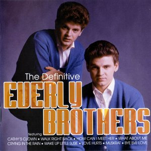 Image for 'The Definitive Everly Brothers'