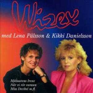 Image for 'Wizex bästa med Lena Pålsson och Kikki Danielsson'