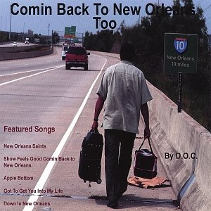 Image for 'Comin Back to New Orleans Too'