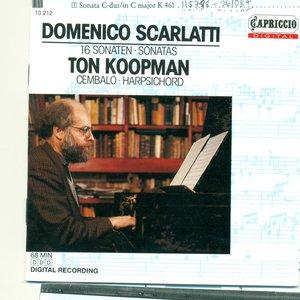 Image for 'Keyboard Sonata in B minor, K.197/L.147/P.124: Andante'