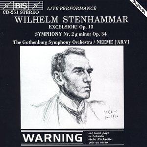 Image for 'Stenhammar: Symphony No. 2, Op. 34 / Excelsior! Op. 13'