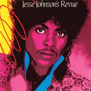 Immagine per 'Jesse Johnson's Revue'