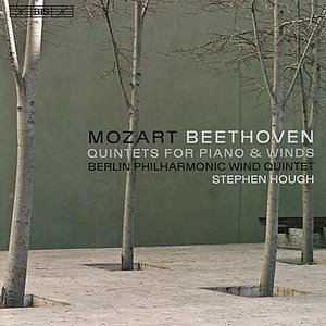 Image for 'MOZART / BEETHOVEN: Piano Quintets'