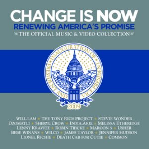 Image for 'Change Is Now: Renewing America's Promise'