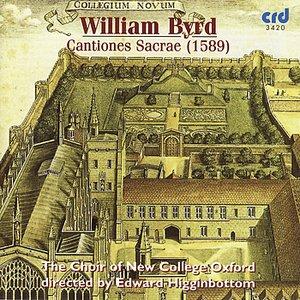 Bild för 'Byrd: Cantiones Sacrae 1589'
