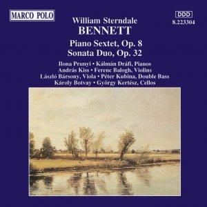 Image for 'BENNETT: Piano Sextet, Op. 8  /  Sonata Duo, Op. 32'