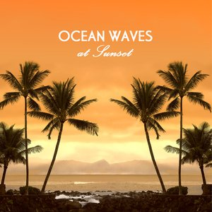 Immagine per 'Ocean Waves at Sunset Ocean Music - Ocean Sunset Soundscapes Relaxing Nature Sounds and Sunset Sounds for Meditation, Healing Massage, Sound Therapy, Spa and Yoga'