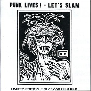 Image for 'Punk Lives Let's Slam'