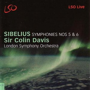 Immagine per 'Sibelius: Symphonies Nos. 5 & 6'