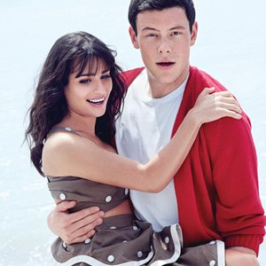 Image for 'Cory Monteith & Lea Michele'