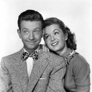 Image pour 'Donald O'Connor & Debbie Reynolds'