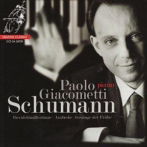 Image for 'Schumann: Davidsbündlertänze, Op. 6 - Arabeske Op. 18 - Gesänge der Frühe Op. 133'