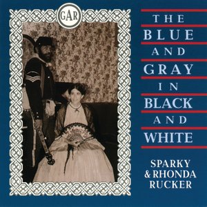 Image for 'The Blue and Gray in Black and White'