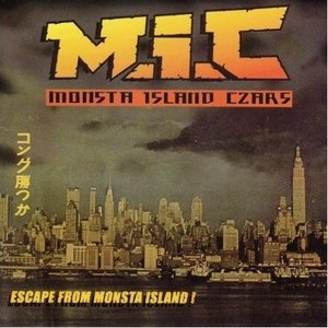 Image for 'Escape From Monster Island!'