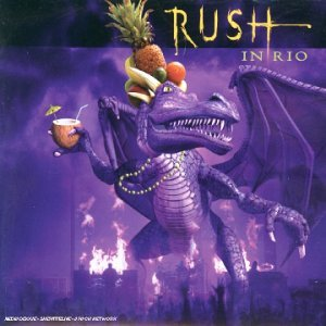Image for 'Rush in Rio (disc 2)'