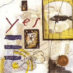 Image for 'Highlights - The Very Best of Yes'