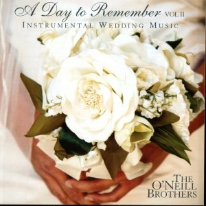 Image pour 'A Day To Remember Vol. II: Instrumental Wedding Music'